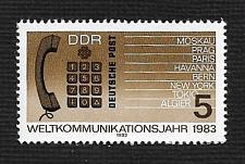 Buy German DDR MNH Scott #2319 Catalog Value $.25