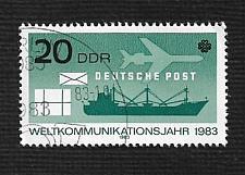 Buy Germany DDR Used Scott #2321 Catalog Value $.25
