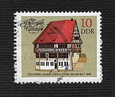 Buy Germany DDR Used Scott #2324 Catalog Value $.25