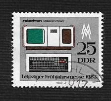 Buy Germany DDR Used Scott #2329 Catalog Value $.25