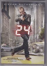 Buy 24 - Complete 8th Season DVD 2010, 6-Disc Set - Brand New
