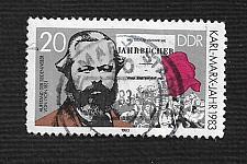 Buy Germany DDR Used Scott #2333 Catalog Value $.25