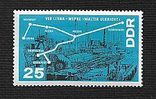 Buy German DDR Hinged Scott #872 Catalog Value $.60