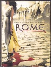 Buy Rome - Complete 2nd Season DVD 2013, 5-Disc Set, Widescreen - Very Good