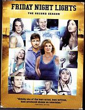 Buy Friday Night Lights - Complete 2nd Season DVD 2008, 4-Disc Set - Very Good