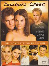 Buy Dawson's Creek - Complete 3rd Season DVD 2004, 4-Disc Set - Very Good