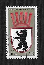 Buy Germany DDR Used Scott #2364 Catalog Value $.55