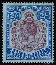 Buy Bermuda #49 King George V; Unused (3Stars) |BER0049-01XRP