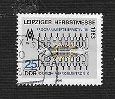 Buy German DDR Used Scott #2370 Catalog Value $.25