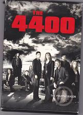 Buy The 4400 - Complete 4th Season DVD 2008 4-Disc Set - Very Good