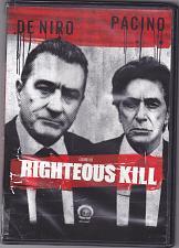 Buy Righteous Kill DVD 2009 - Good