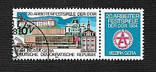Buy German DDR Used Scott #2418 Catalog Value $.25