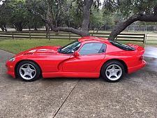 Buy 1997 Dodge Viper GTS For Sale In San Antonio, Texas 78261