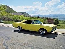 Buy 1968 Plymouth Road Runner For Sale in Salt Lake City, Utah 84118