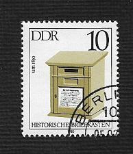 Buy Germany DDR Used Scott #2456 Catalog Value $.25