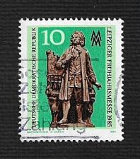 Buy German DDR Used Scott #2461 Catalog Value $.25