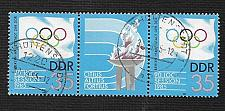 Buy German DDR Used Scott #2479 With Label Catalog Value $.65