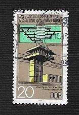 Buy German DDR Used Scott #2496 Catalog Value $.25