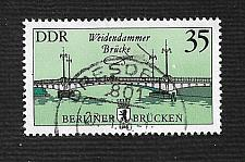 Buy German DDR Used Scott #2502 Catalog Value $.35