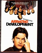 Buy Arrested Development - Complete 1st Season DVD 2009, 3-Disc Set - Good