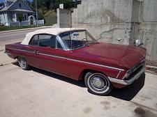 Buy 1962 Oldsmobile F-85 Two Door Convertible