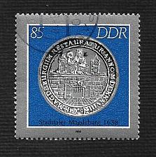 Buy German DDR Used Scott #2565 Catalog Value $.65