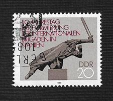 Buy Germany DDR Used Scott #2572 Catalog Value $.25