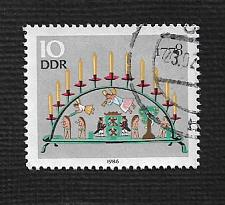 Buy Germany DDR Used Scott #2578a Catalog Value $.25