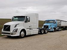 Buy 2013 Volvo VNLT630 Semi Tractor For Sale in Schleswig, Iowa 51461