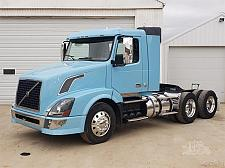 Buy 2013 Volvo VNL42T300 Day Cab For Sale in Schleswig, Iowa 51461