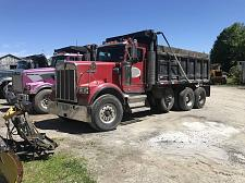 Buy 2000 Kenworth W900 Dump Truck