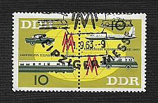 Buy German DDR Used Scott #662a Catalog Value $.40