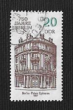 Buy Germany DDR Used Scott #2587 Catalog Value $.25