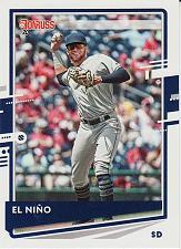 Buy 2020 Donruss #83 - Fernando Tatis Jr. - El Nino - Padres