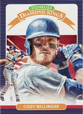 Buy 2020 Donruss #3 - Cody Bellinger DK - Dodgers