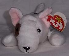 "Buy The Original Beanie Baby ""Butch"" the Bull Terrier"
