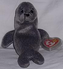 Buy Ty Beanie Baby Slippery The 'Seal'