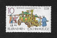Buy German DDR Hinged NG Scott #2613 Catalog Value $.25