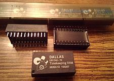 Buy Lots of 7: Dallas DS1742-70 Timekeeping RAM