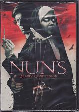 Buy Nun's Deadly Confession DVD 2019 - Brand New