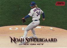 Buy 2019 Stadium Club Red Foil #159 - Noah Syndergaard - Mets