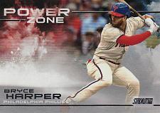 Buy 2019 Stadium Club Power Zone #3 Bryce Harper - Phillies