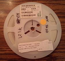 Buy Lot of 4620 ?: Cal-Chip RM10F1211CTLF Resistors