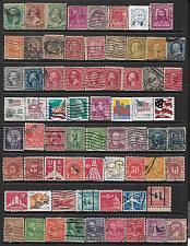Buy United States Lot All different