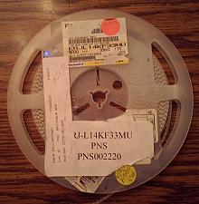 Buy Lot of 2964 ?: Panasonic ERJL14KF33MU Resistors