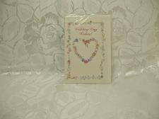 Buy Wedding Day Wishes Card
