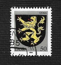 Buy German DDR Used Scott #2398 Catalog Value $.35