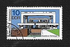 Buy German DDR Used Scott #2708 Catalog Value $.25
