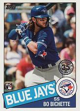 Buy 2020 Topps '85 Topps #97 - Bo Bichette - Blue Jays