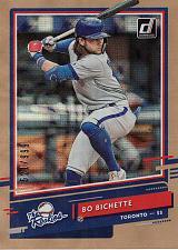 Buy 2020 Donruss The Rookies #6 - Bo Bichette - Blue Jays